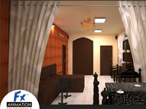 3dmaxs dineing Room
